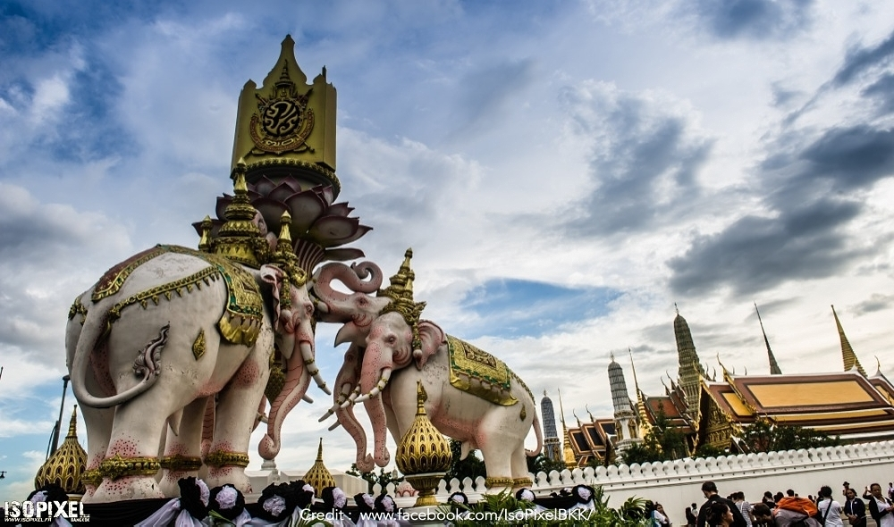Homage to His Majesty the King Rama IX