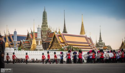 26 OCT 2017 – HM Rama IX