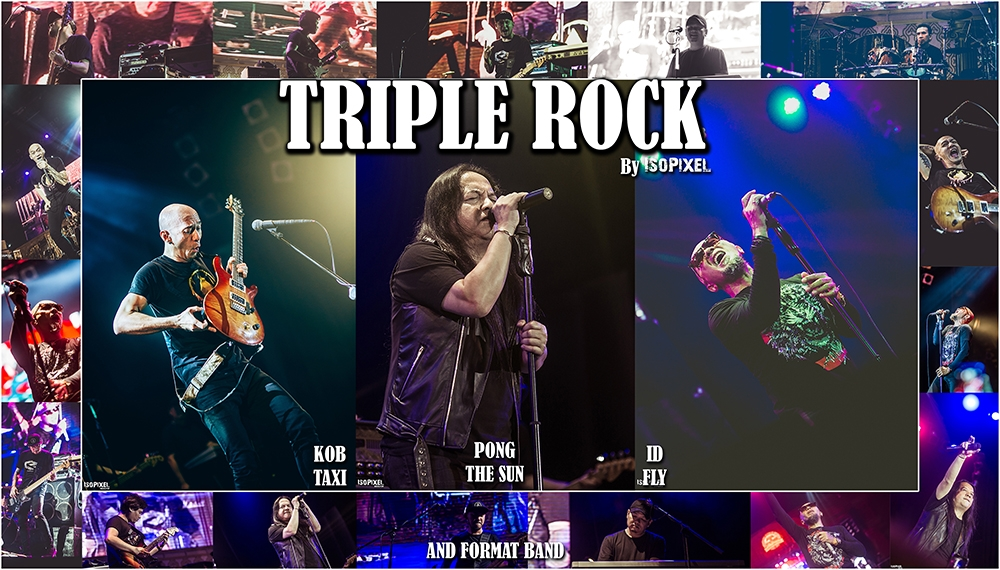Triple Rock – Tawandang